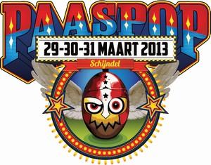 logo paaspop 2013