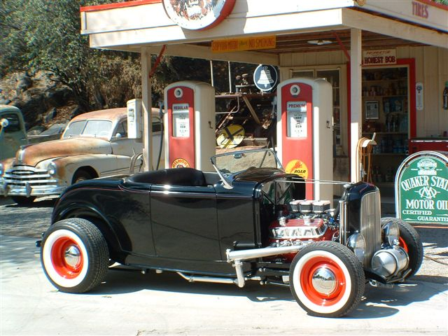 black-hot-rod