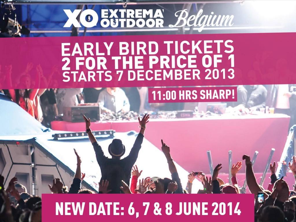 XO Belgium 2014