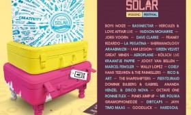 Solar Weekend Festival 2014