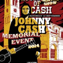 Johnny Cash memorial event 2014