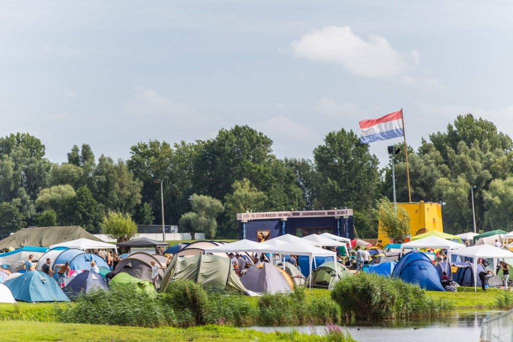 solar camping
