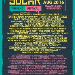 Solar Weekend Festival 2016