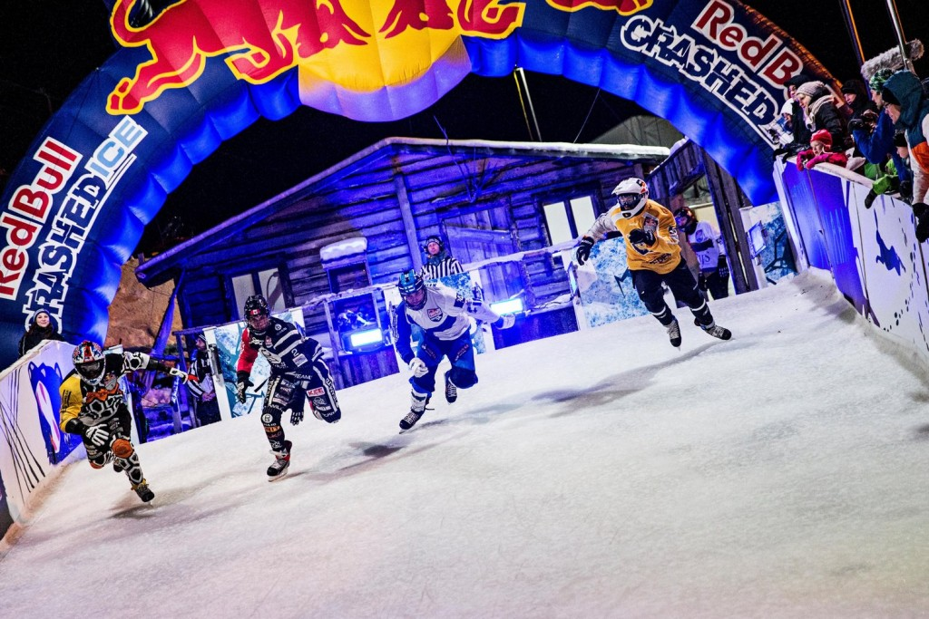 red bull crashed ice finland