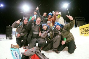 Finland Crew