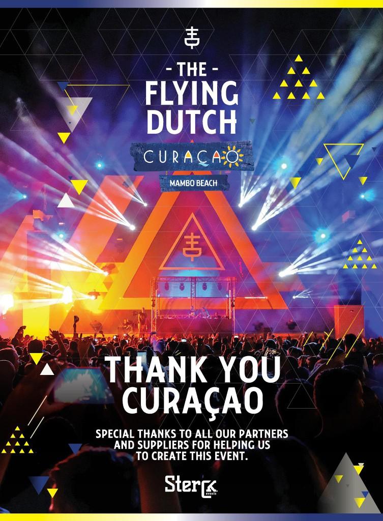 The Flying Dutch Curacao