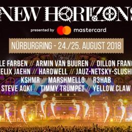 New Horizons Festival 2018